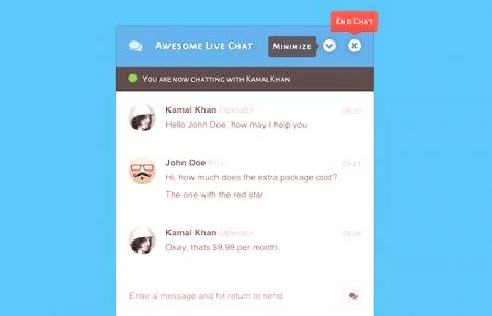 internetski chat pomoć