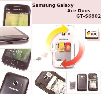 Software update for samsung galaxy ace duos gt s6802 | ᐉ GT