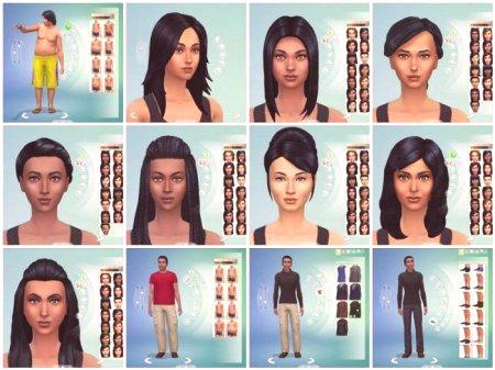 Sims 4 Fryzury I Ubrania Wiadomości Technologiczne I