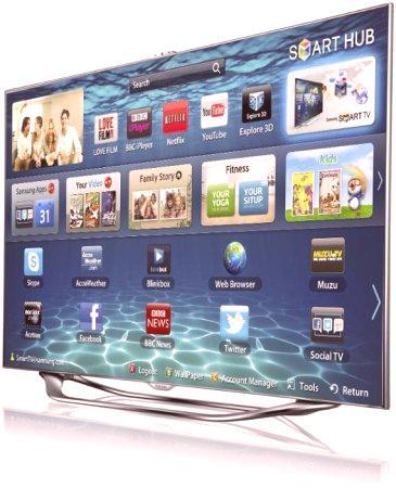 f953ea715 Ako nakonfigurovať Smart TV na televízore Samsung? Nastavenie kanálov Smart  TV na televízor Samsung