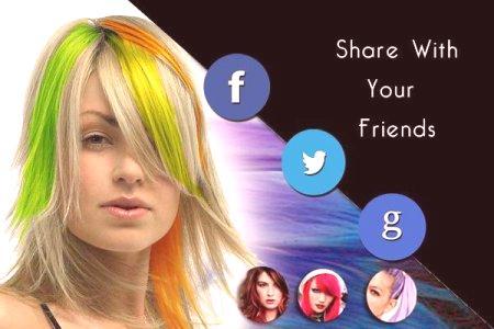 Aplikacja Zmieniająca Kolor Włosów Najlepsze Aplikacje Na